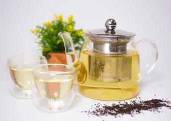 Właściwości białej herbaty